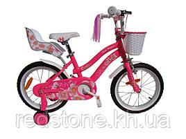 Велосипед VNV Flower Lady  колеса 16¨