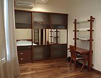 Шкафы-купе с матовым стеклом
