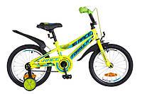 """Велосипед детский Formula Race 16"""" салатно-синий"""
