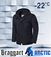 Braggart 17m203 | Зимняя парка черная