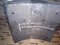 Накладки барабанних гальмівних колодок EuroStar/Tech, фото 3