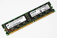 Оперативная память для ПК DDR 1Gb 333MHz PC2700, Crucial (б/у)