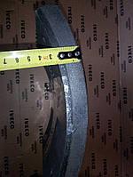 Накладки тормозные (без заклепок)EuroStar/Tech 2992006 2991761 2991761/2992006