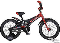 Велосипед TREK Jet 16 красно-черный, колеса 16¨