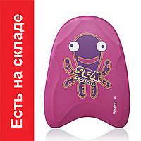 Доска для плавания детская Speedo Sea Squad Kick Board