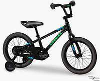 Велосипед TREK PRECALIBER 16 BOYS черный, колеса 16¨
