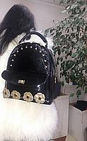 Женский рюкзак трансформер кожа эксклюзив