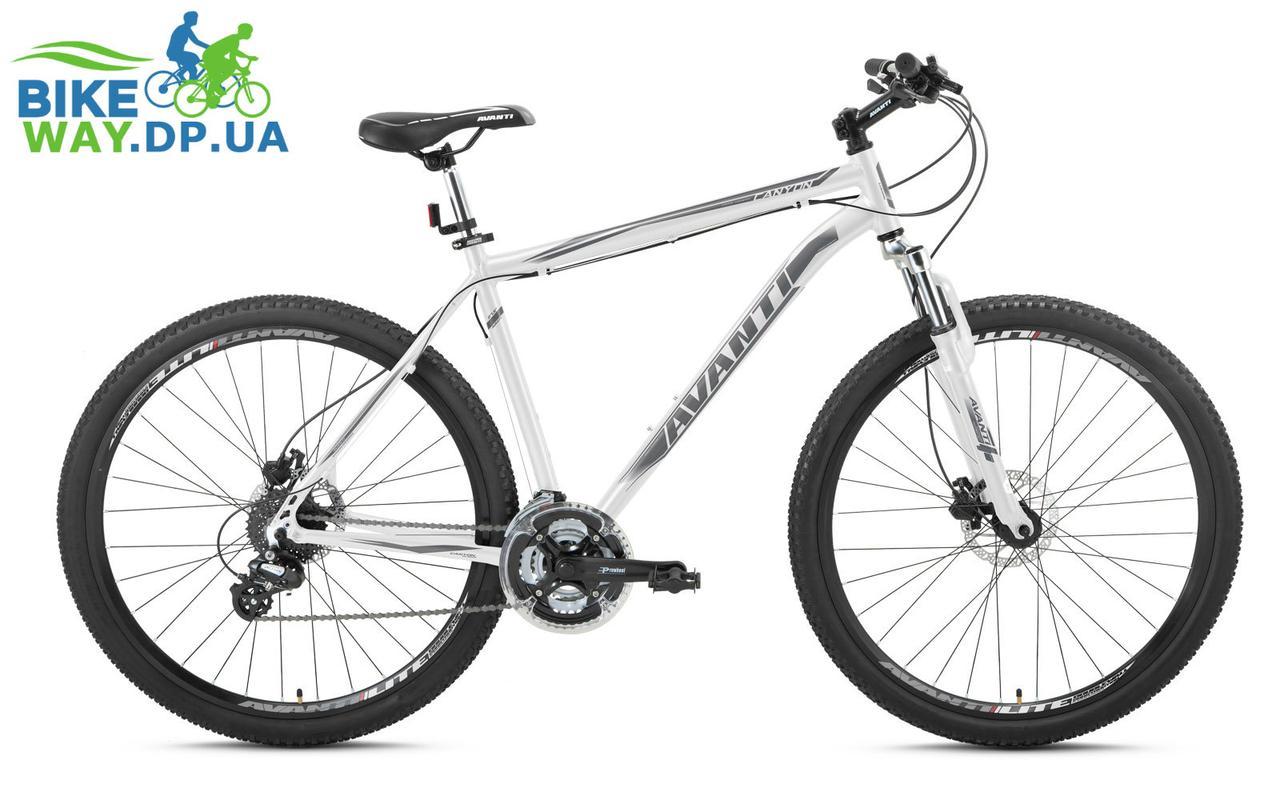 Велосипед 26 Avanti Canyon гідравліка alu