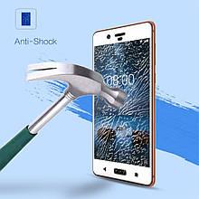 Защитное стекло Mocolo Full сover для Nokia 8 белый