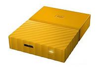 Жесткий диск Western Digital 3TB My Passport Yellow 2.5 USB 3.0 (WDBYFT0030BYL-WESN)