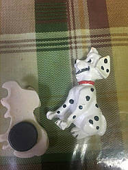 Магнит собака мал. 5-3см