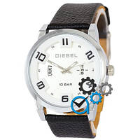 Часы Diesel B250 Black-Silver-White реплика