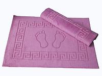 Коврик для ванной Lotus 50*70 темно-розовый