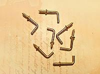 Крючек для ключницы №6 18*7мм 7шт бронза
