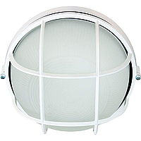 Светильник антивандальный настенно-потолочный TS-9002A круглый белый