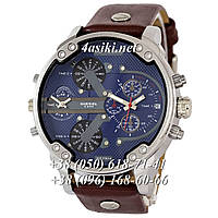 Часы  Diesel DZ7314 Brown-Silver-Blue