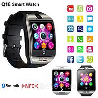 Умные часы Smart Watch Q18 часы-телефон, звонки, СМС