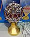 Лампа-ночник, световой диско-шар RHD-37, фото 3