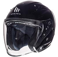 Шлем MT Avenue SV черный глянец, XL