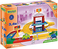 Kid Cars 3D  - гараж 2 поверхи (3, 4м.)