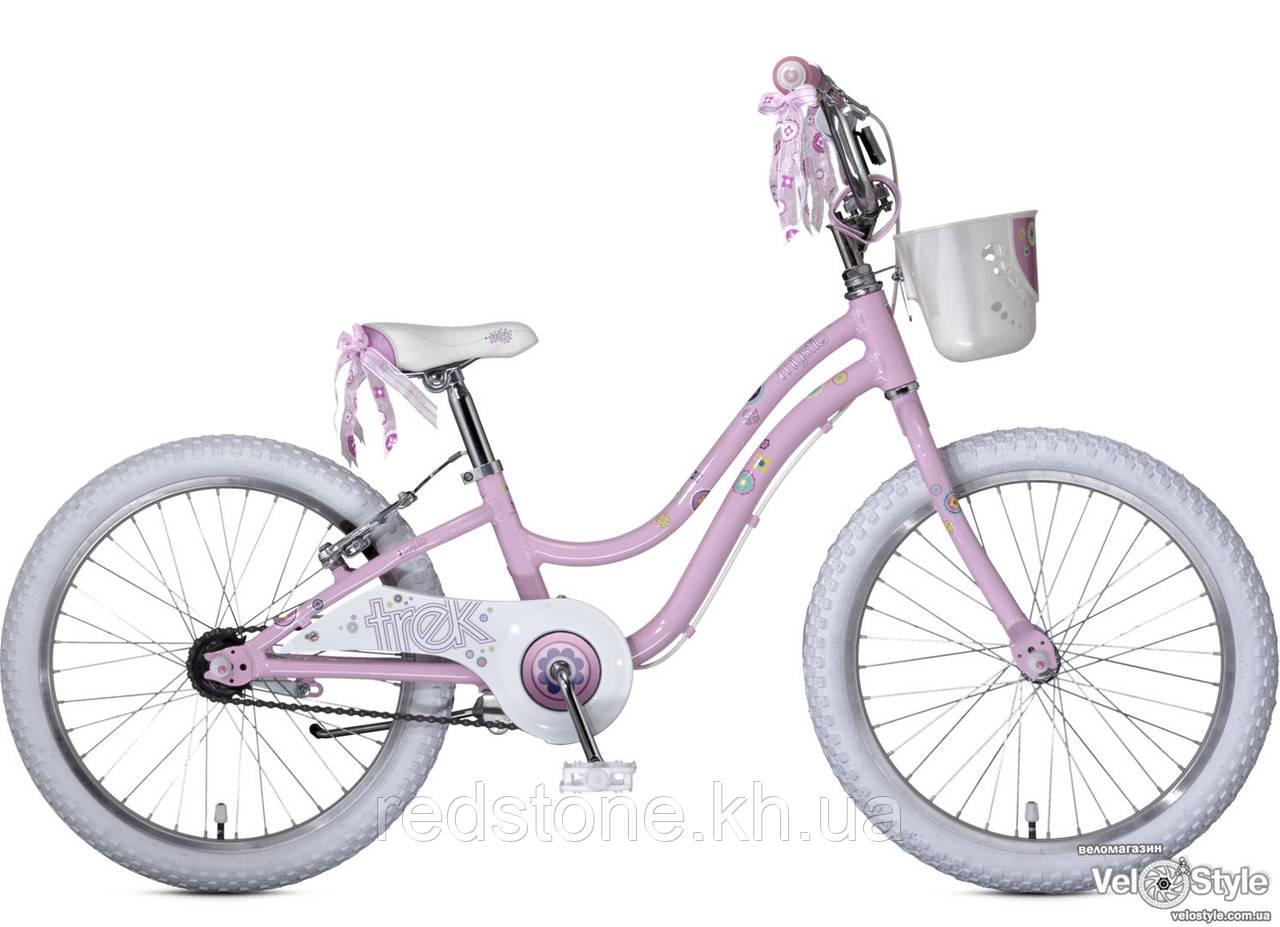 Велосипед TREK Mystic 20, розовый, колеса 20¨