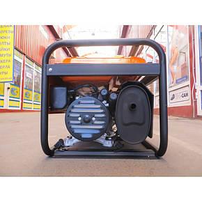 Бензогенератор Буран БГ 7028С 2.8квт(Электростартер), фото 2