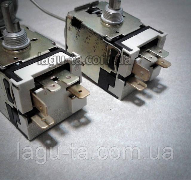 Термостат для морозильной камеры  ТАМ 145 Китай. Длина капилляра - 250см.