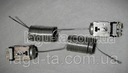 Термостат для морозильной камеры  ТАМ 145 Китай. Длина капилляра - 250см., фото 2