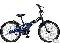 Велосипед TREK Jet 20, черно-синий, колеса 20¨