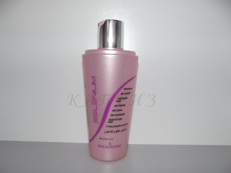 Шампунь для жирных волос Shampoo Anti Grasso 300 мл
