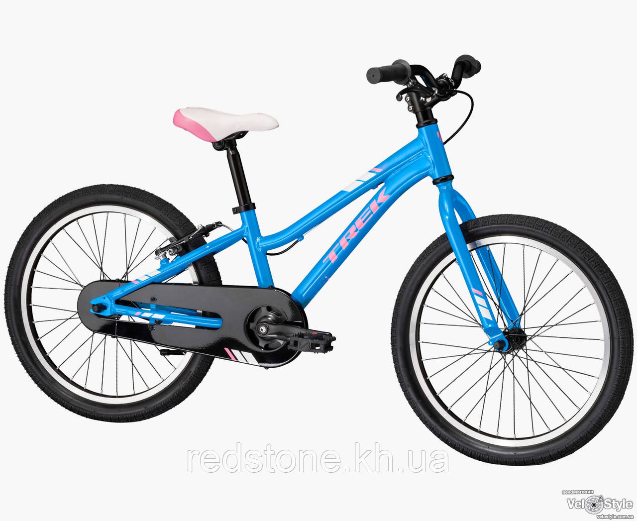 Велосипед TREK PRECALIBER 20 SS GIRLS синий, колеса 20¨