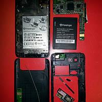 Prestigio pap4300 дисплей сенсор плата корпус аккумулятор крышка шлейф