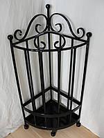 Зонтница угловая кованая - 041-LК, фото 1
