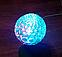 Лампа-ночник, световой диско-шар, фото 5