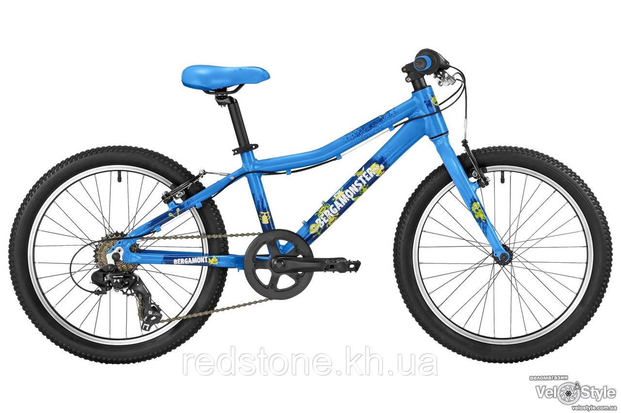 Велосипед Bergamont Bergamonster 20¨ 2017 рама 28 см