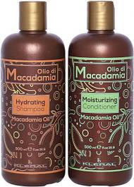 Догляд за волоссям Macadamia Kleral System