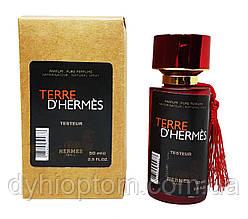Копия мужского тестера Hermes Terre D Hermes 50ml оптом