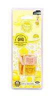 "Ароматизатор автомобильный жидкость в стеклянном флаконе ""Chupa Chups"" Lemon Lime (Лимон Лайм)"