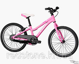 Велосипед TREK PRECALIBER 20 SS GIRLS рожевий, колеса 20