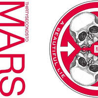 Музыкальный CD-диск. 30 seconds to mars - A Beautiful Lie