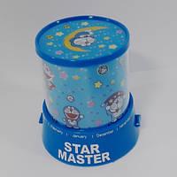Проектор звездного неба Star Master Cat Bluе