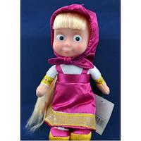 Музыкальная кукла Маша 21 см