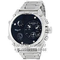 Часы Diesel Steel Brave 2221 Silver-Black-White