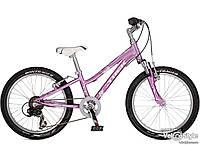 Велосипед TREK Mt.Track 60 GIRLS, фиолетовый, колеса 20¨