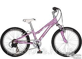 Велосипед TREK Mt.Track 60 GIRLS, фіолетовий, колеса 20