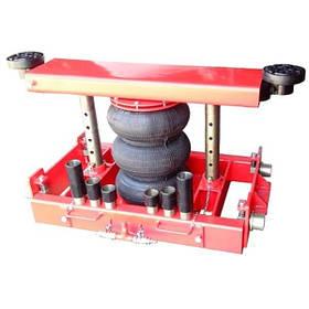 Траверса пневматическая усиленная TPU-420 4, 2 тонны (AIR KRAFT), TPU-420 AIRKRAFT