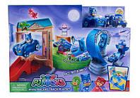 Игровой набор Трек Гонки со злодеями Герои в масках PJ Masks Rival Racers Track 24761