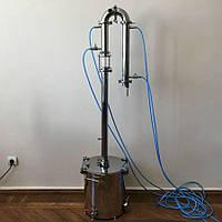 Дистиллятор универсал с диоптром и дополнительный дефлегматором