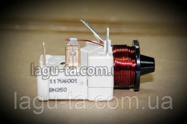 Реле пусковое компрессора Danfoss 117U6003 ОРИГИНАЛ