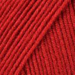Пряжа Yarnart Super Merino 1175 ( Супер Мерино) красный